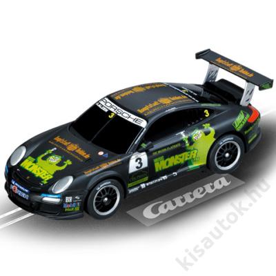 Carrera Go Porsche GT3 Cup Monster FM 1/43-as pályaautó