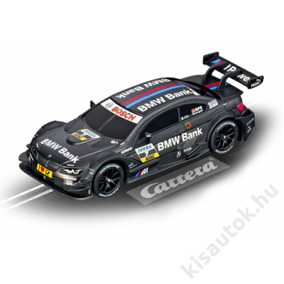 Carrera Go BMW M3 DTM B.Spengler No.7 1/43-as pályaautó