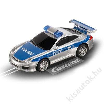 Carrera Go Porsche 997 GT3 - Polizei - 1/43-as pályaautó_product