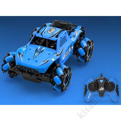 Minden irányba haladó távirányítós drift autó E346-003 kék