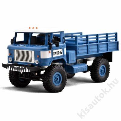 Funtek PR4 4WD Military Truck távirányítós teherautó 1/16 10km/h szürke