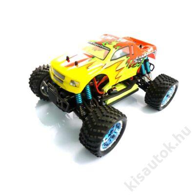 Himoto Monster Tuck távirányítós versenyautó 4WD 1:16