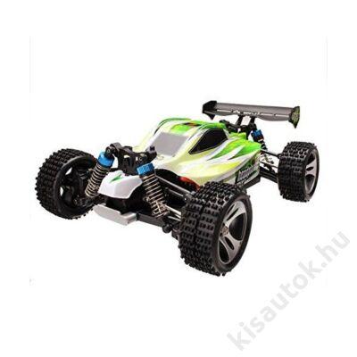 WLtoys A959-B zöld buggy távirányítós versenyautó +60Km/h