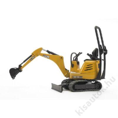 Bruder Bworld - JCB Micro excavator 8010 CTS