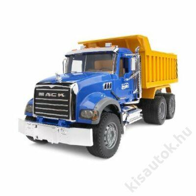 Bruder MACK billenőplatós teherautó