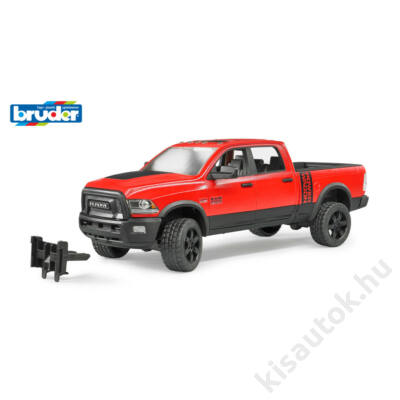 Bruder RAM 2500 Pickup Truck Power Wagon