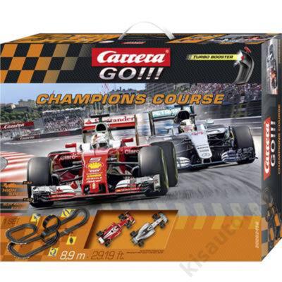 Carrera GO!!!: Champions Course versenypálya