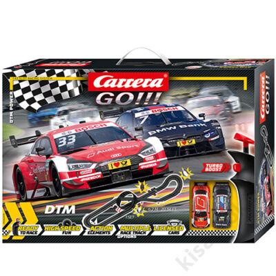 Carrera GO!!!: DTM Power autópálya