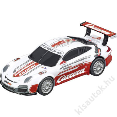"""Carrera GO!: Porsche GT3 Lechner Racing """"Carrera Race Taxi"""" pályaautó 1/43"""