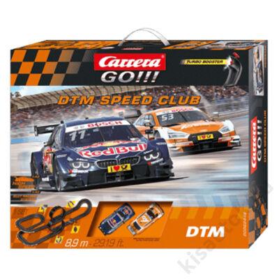 Carrera GO! DTM Speed Club versenypálya