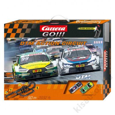 Carrera GO! DTM Action Circuit versenypálya