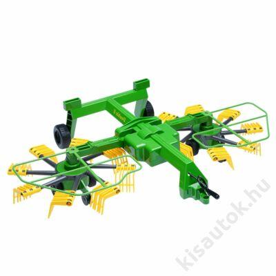 EE távirányítós óriás traktorhoz két rotoros rendkezelő 46cm-es
