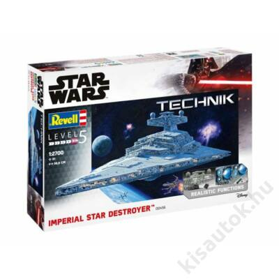 Revell 1:2700 Star Wars Imperial Star Destroyer TECHNIK