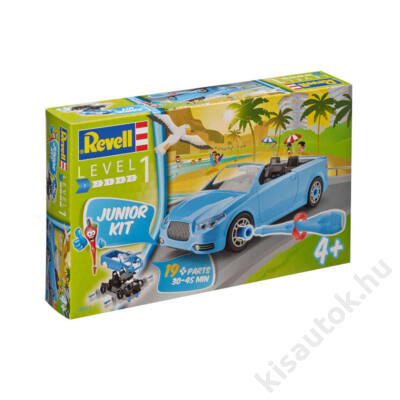 Revell 1:20 Sportkocsi JUNIOR KIT