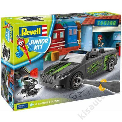 Revell 1:20 Roadster Tuning Design autó JUNIOR KIT autó makett