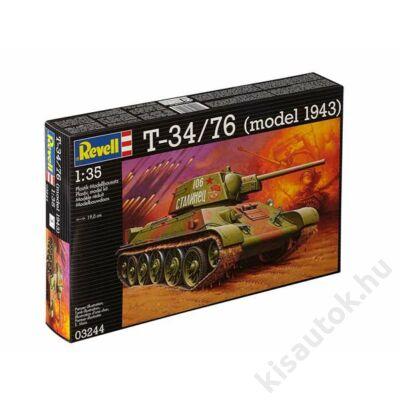 Revell 1:35 T-34/76 (model 1943)