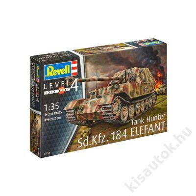Revell 1:35 Tank Hunter Sd.Kfz. 184 Elefant