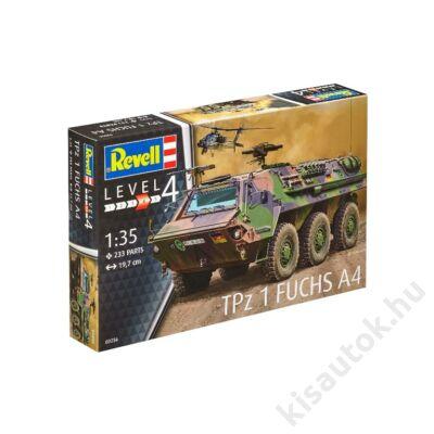 Revell 1:35 TPz 1 Fuchs A4 harcijármű makett