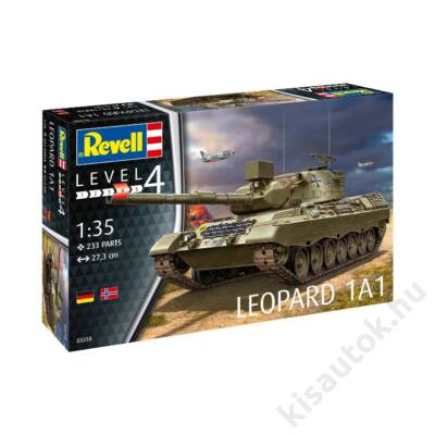 Revell 1:35 Leopard 1A1