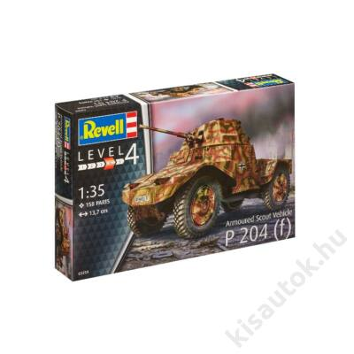 Revell 1:35 Armoured Scout Vehicle P 204 (f)