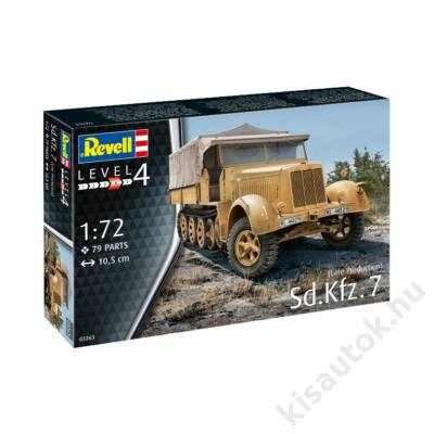 Revell 1:72 Sd.Kfz. 7 (Late Production)