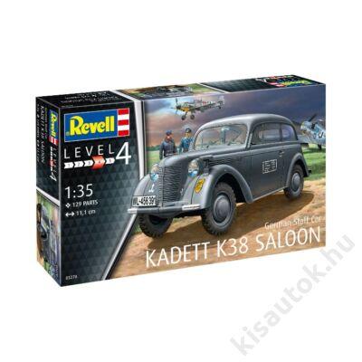 Revell 1:35 German Staff Car Kadett K38 Saloon