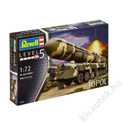 Revell 1:72 Topol SS-25 Sickle
