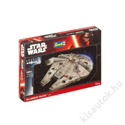 Revell 1:241 Millenium Falcon Star Wars makett