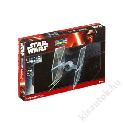 Revell 1:110 Tie Fighter Star Wars makett