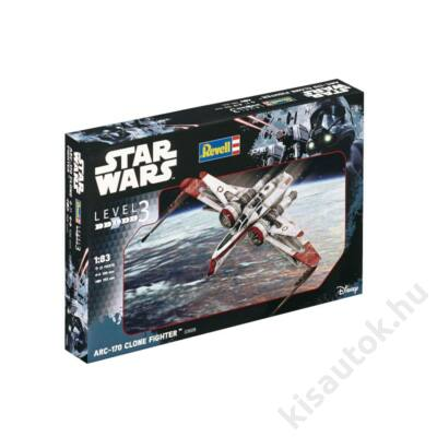 Revell 1:83 Star Wars ARC-170 Clone Fighter
