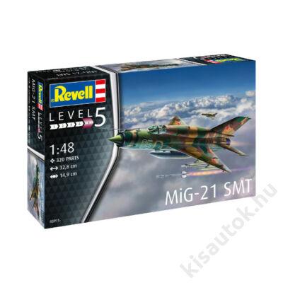 Revell 1:48 MiG-21 SMT