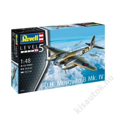 Revell 1:48 D.H. Mosquito B Mk. IV
