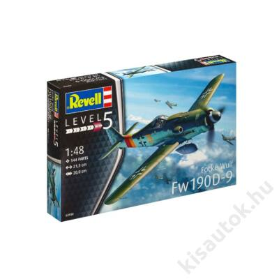 Revell 1:48 Focke Wulf Fw190D-9