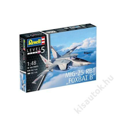 "Revell 1:48 MiG-25 ""Foxbat B"""