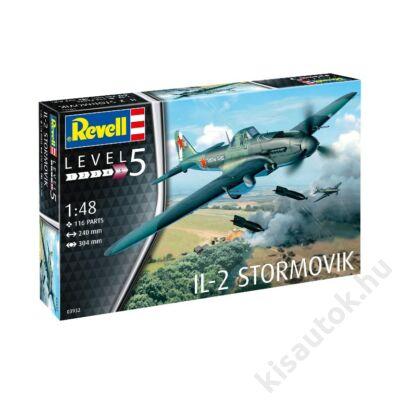 Revell 1:48 Il-2 Stormovik