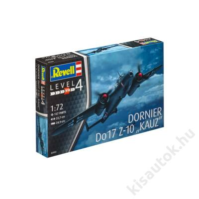 "Revell 1:72 Dornier Do17 Z-10 ""Kauz"""