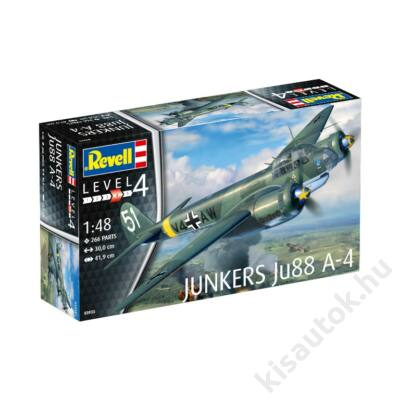Revell 1:48 Junkers Ju88 A-4