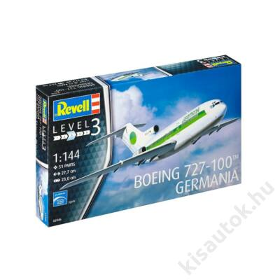 Revell 1:144 Boeing 727-100 Germania