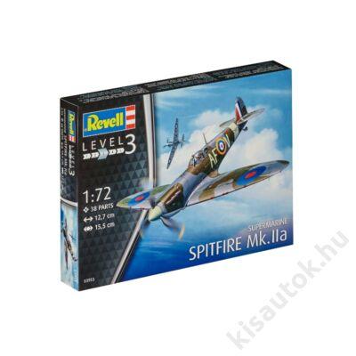 Revell 1:72 Supermarine Spitfire Mk.IIa repülő makett
