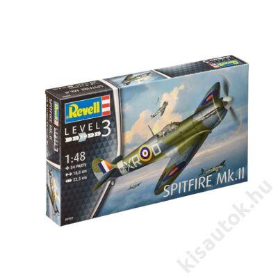 Revell 1:48 Supermarine Spitfire Mk.II