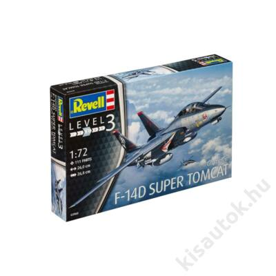 Revell 1:72 F-14D Super Tomcat Grumman