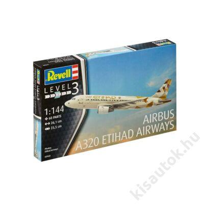Revell 1:144 Airbus A320 Etihad Airways