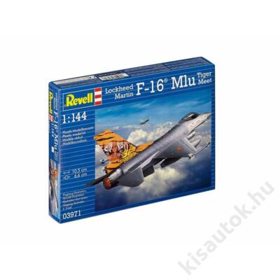 Revell 1:144 Lockheed Martin F-16 Mlu TigerMeet