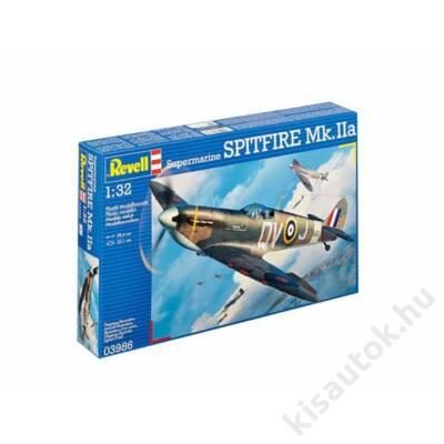 Revell 1:32 Supermarine Spitfire Mk.IIa