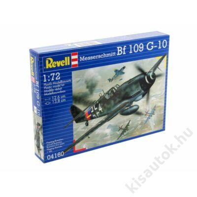 Revell 1:72 Messerscmitt Bf 109 G-10 repülő makett