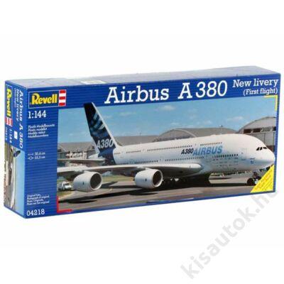 Revell 1:144 Airbus A380 New livery repülő makett