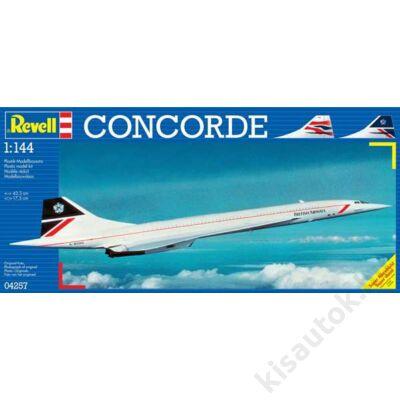 Revell 1:144 Concorde repülő makett