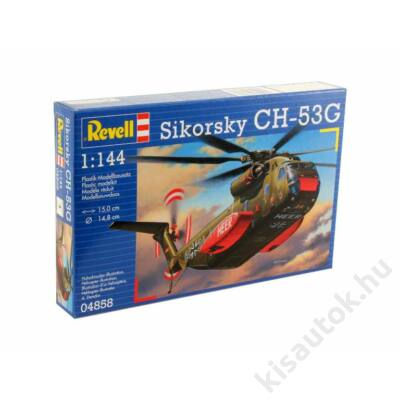 Revell 1:144 Sikorsky CH-53G helikopter makett