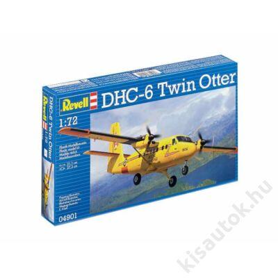 Revell 1:72 DHC-6 Twin Otter repülő makett