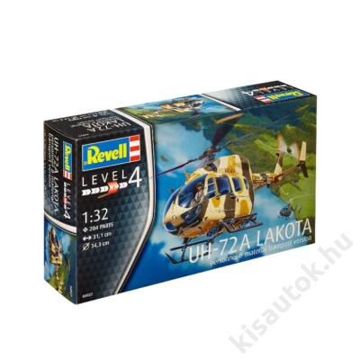 Revell 1:32 UH-72A Lakota personnel & material transport version